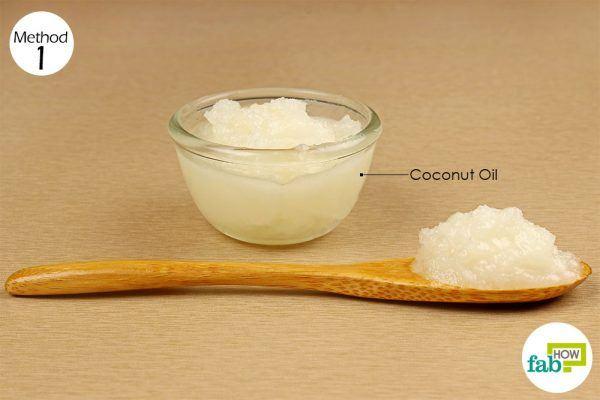 consume coconut oil