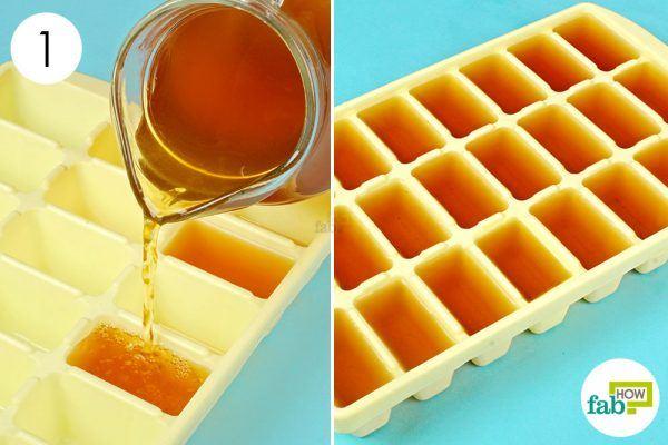 freeze green tea