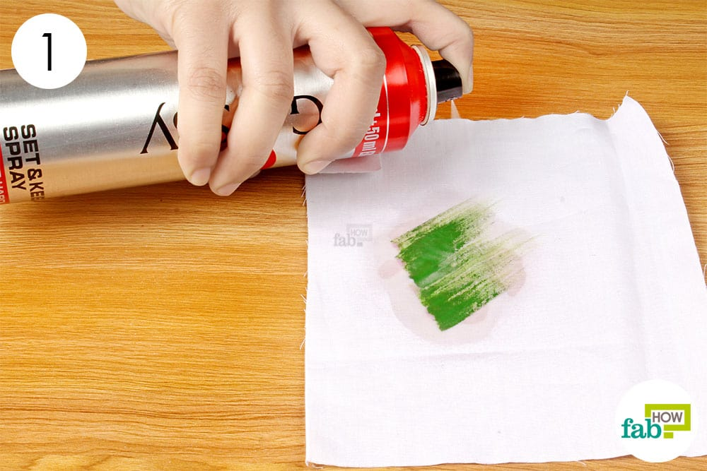 How To Remove Water Stains Paint