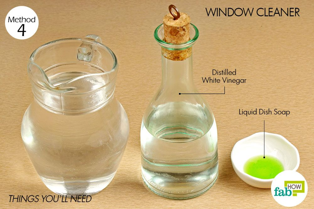 How to use vinegar for cleaning almost everything in your home What kind of vinegar is used for cleaning