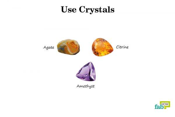 use crystals