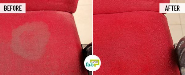 How to Clean Chair Fabric by Yourself | Fab How