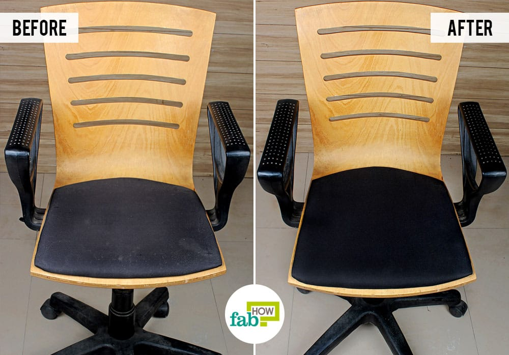 If Vacuuming Doesn T Seem To Make A Dent Anymore Use Steam Cleaner Deep Clean Your Fabric Chairs Before You Start Check That The S Cleaning