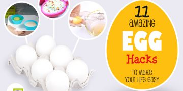 feat amazing egg hacks