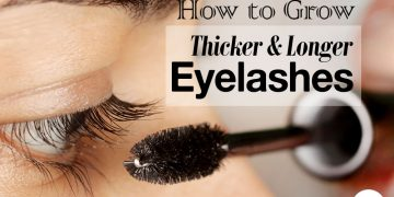 how to make your eyelashes longer and thicker naturally