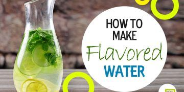 feat how to make flavored water