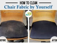 feature clean chair fabric by yourself