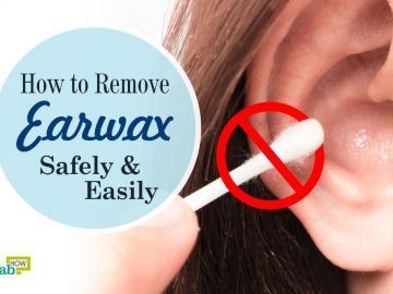feature remove ear wax