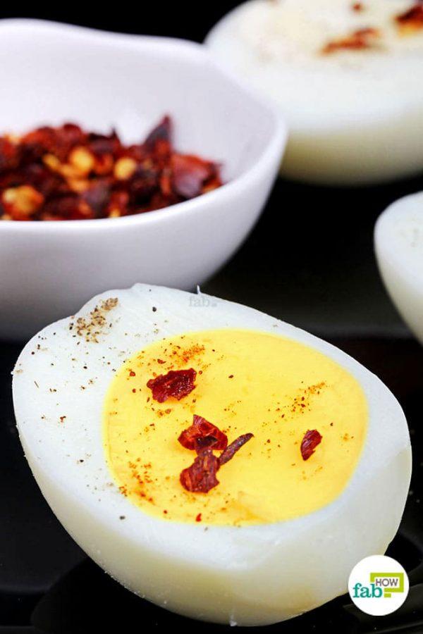 final baked egg