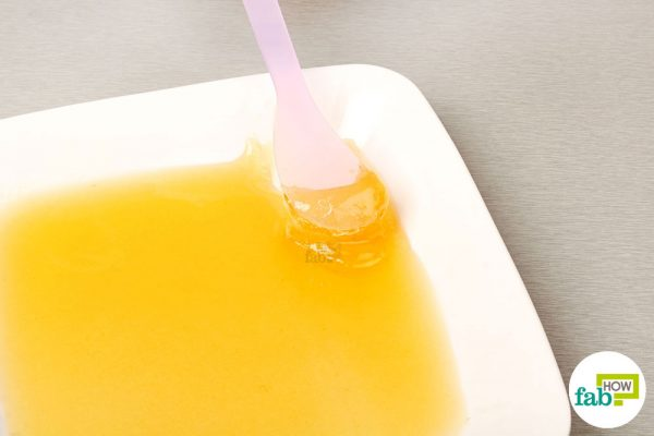 final hair removal wax using honey