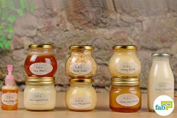 intro honey for hair and skin