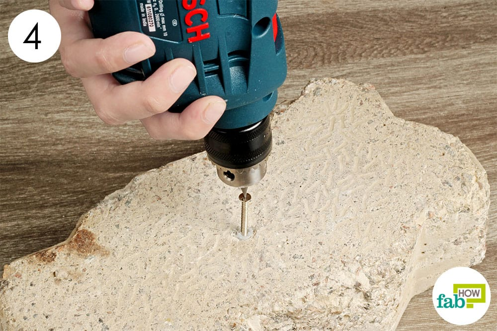 Cutting A Hole In Wall : How to drill a hole through wall fab