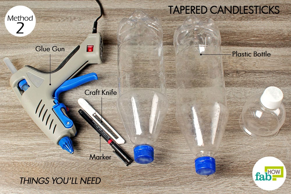 how to make things from plastic bottles