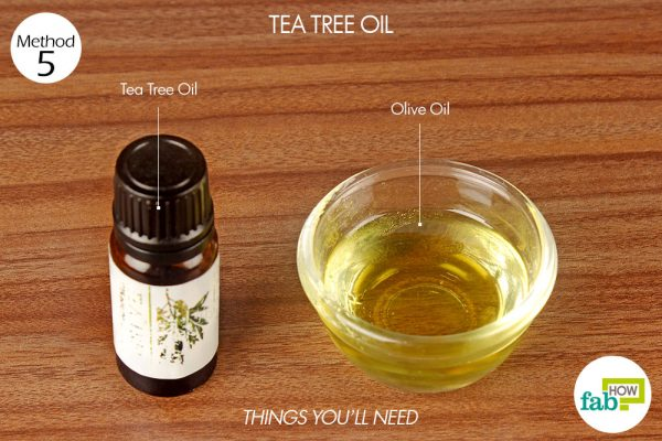 things you'll need to get rid of genital warts using tea tree oil