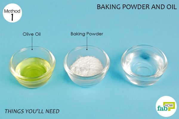 things you'll need to use baking powder to replace eggs