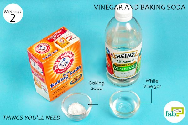 things you'll need to use baking soda to replace egg