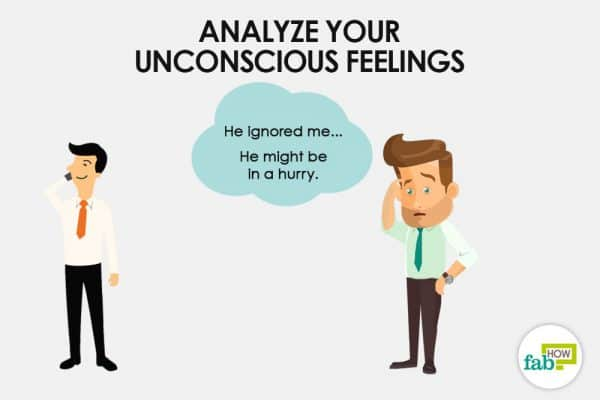 analyzze your unconcious feelings