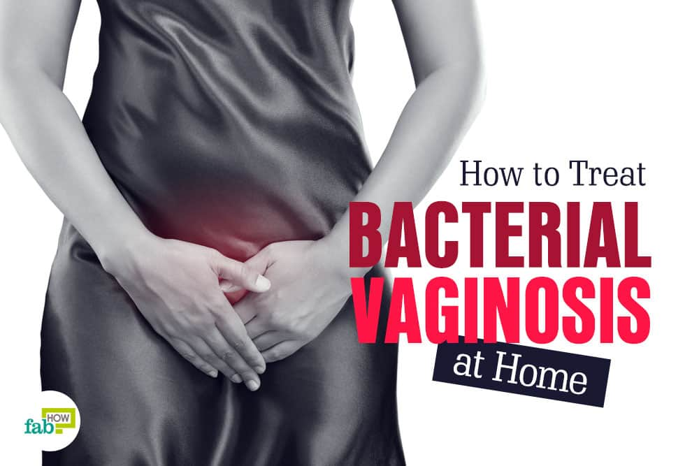 how to treat bacterial vaginosis