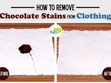feat how to remove chocolate stains from clothes