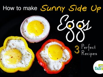 feat make sunny side up eggs