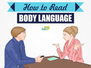 how to read body language
