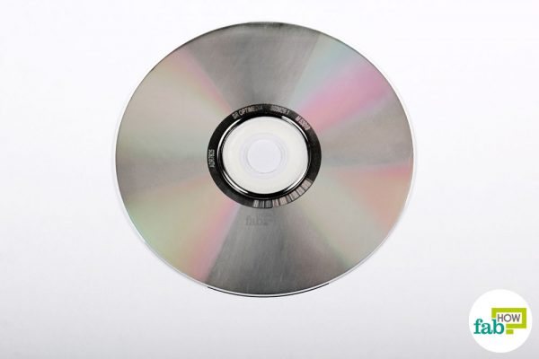 final remove scratches from CD