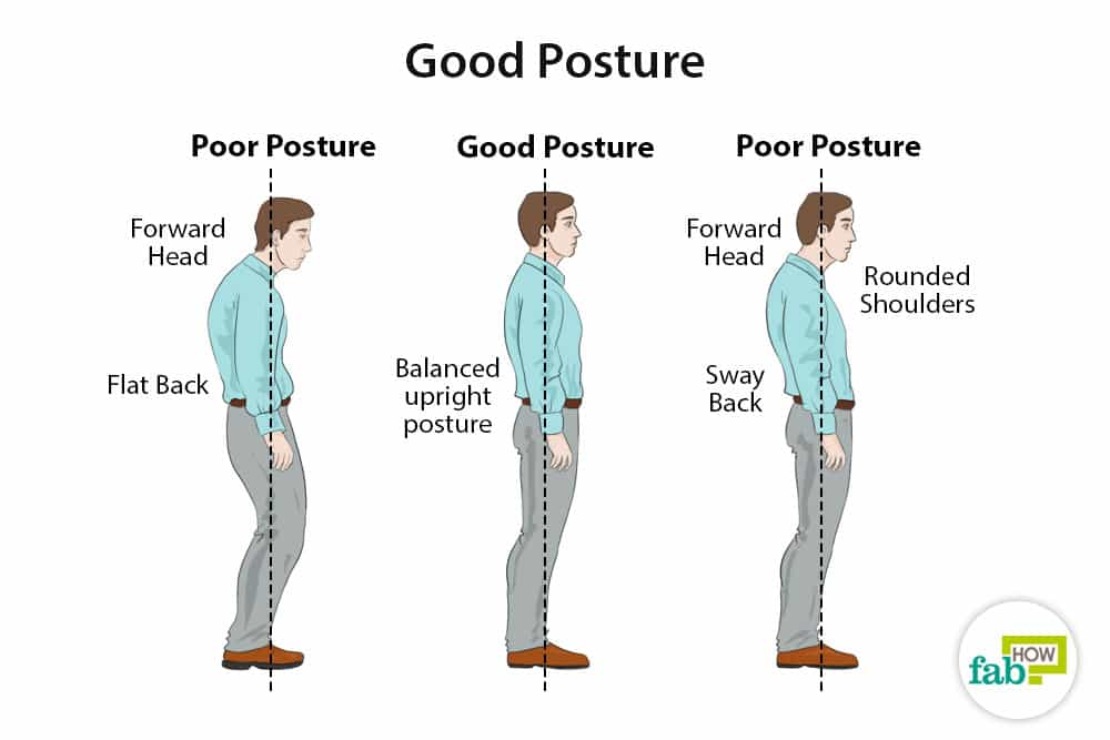 How to have a confident posture