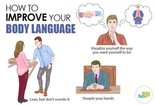 how to imrpove your body language