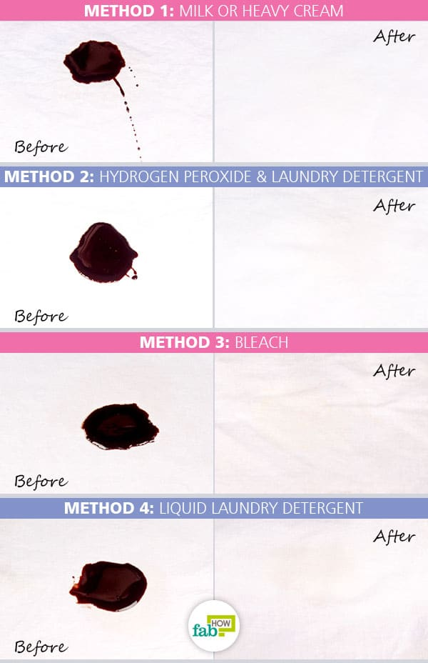 How to Remove Chocolate Stains from Clothes (4 Methods ...
