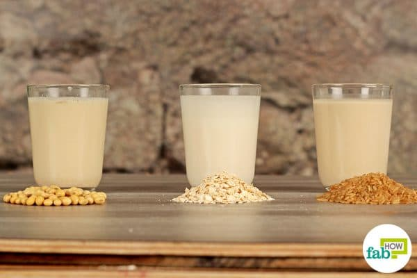 how to make vegan milk