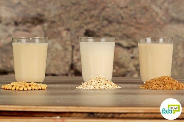how to make vegan milk