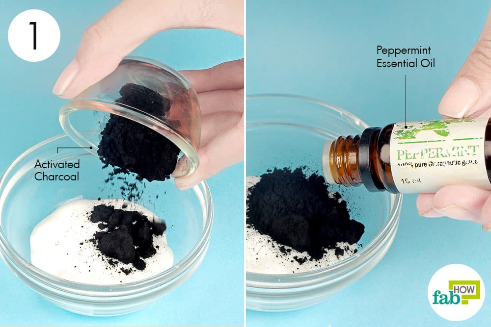 5 best diy peel off facial masks to deep clean pores and add activated charcoal and essential oil to the glue solutioingenieria Images
