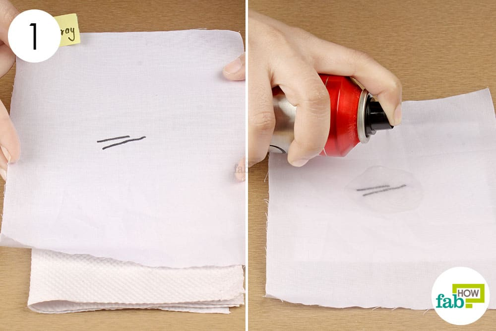 How To Remove Permanent Marker From Clothes 4 Methods Fab How