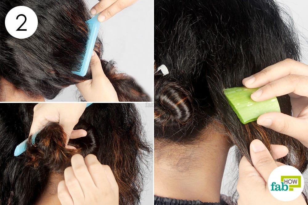 Выпрямление волос без вреда