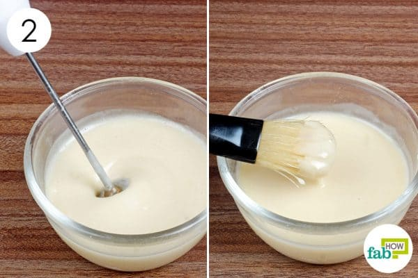 blend to make a thick paste
