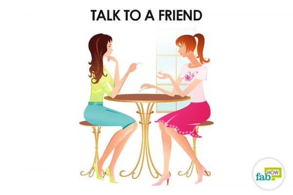talk to friend