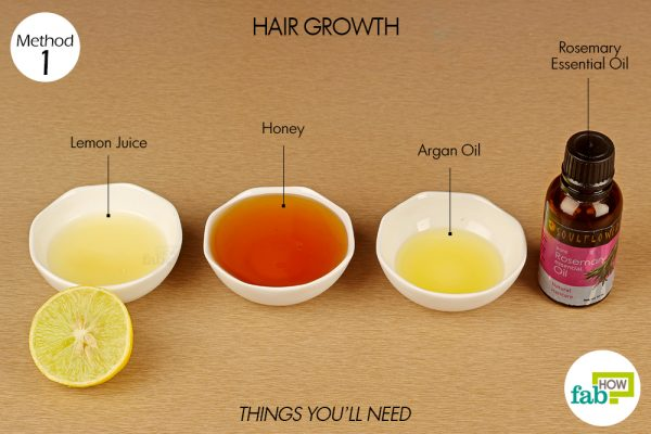 things you'll need for hair growth