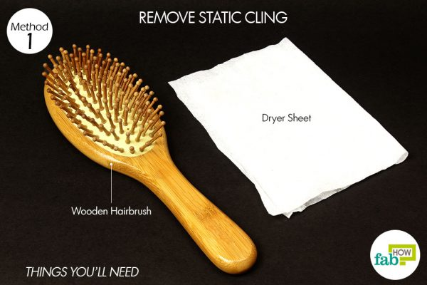 things you'll need remove static cling