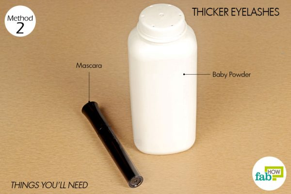 things you'll need for thicker lashes