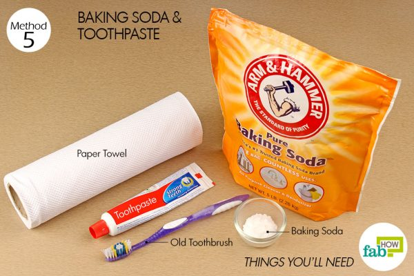 things you'll need to use baking soda and toothpaste to remove permanent marker from glass