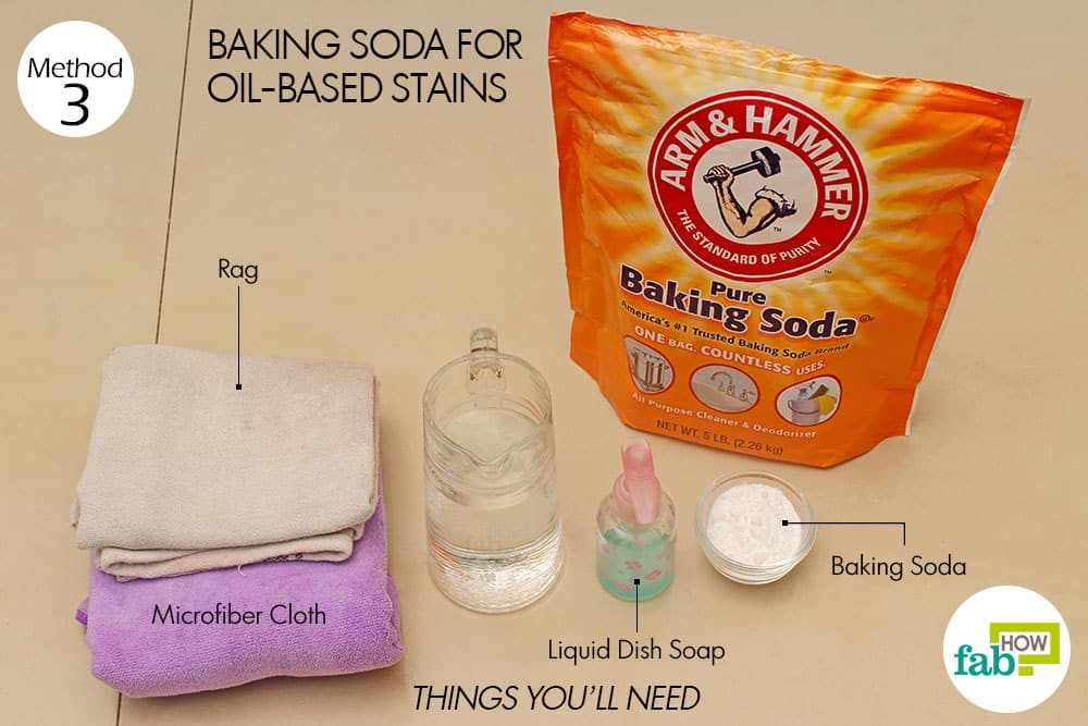 Baking Soda U2013 2 Tablespoons ...