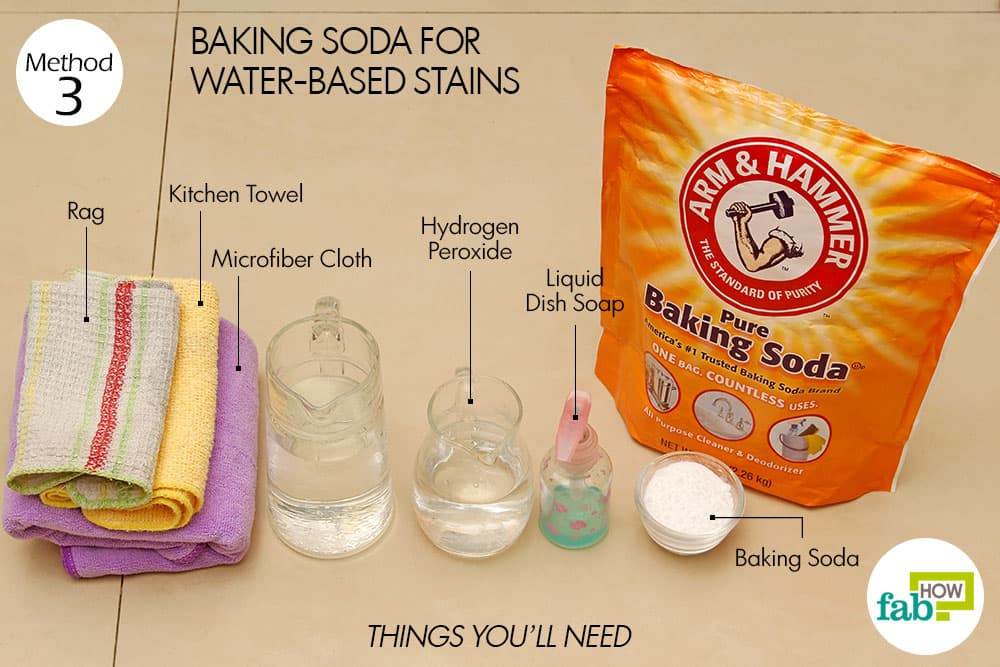Baking Soda 1 Tablespoon
