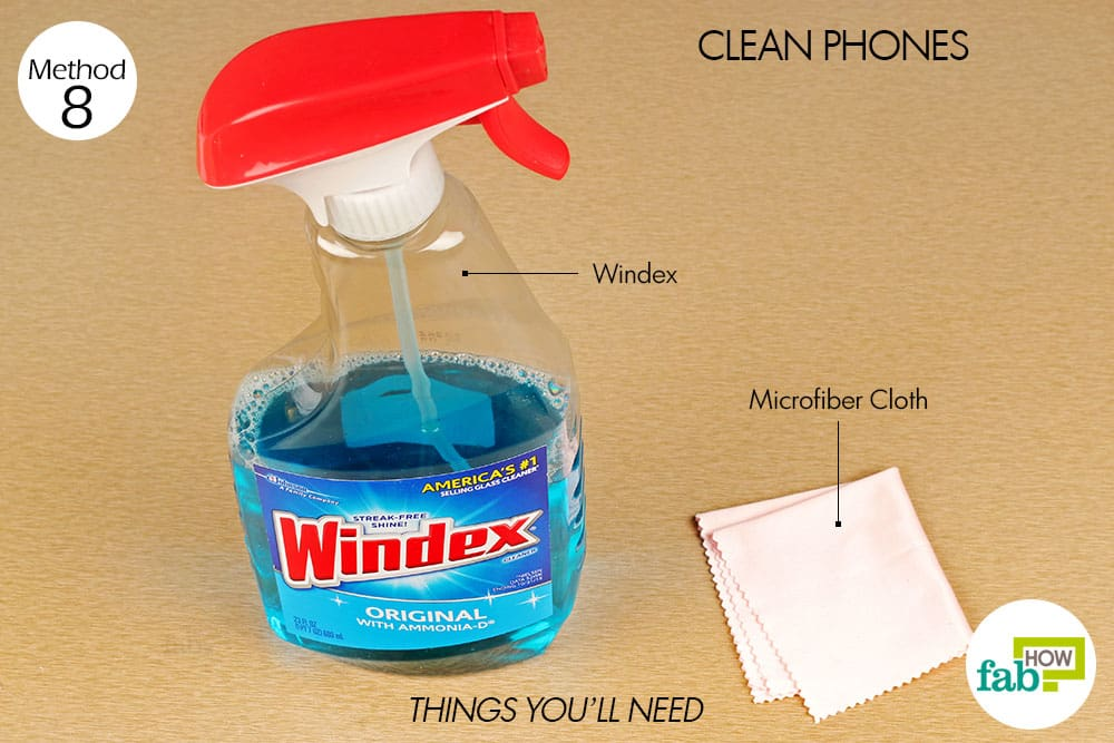 How To Clean Microfiber Sofa With Windex Brokeasshome Com