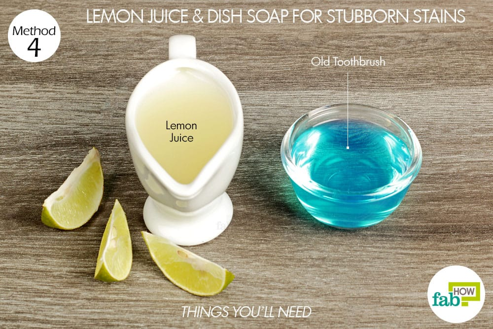 how to clean your home using lemons
