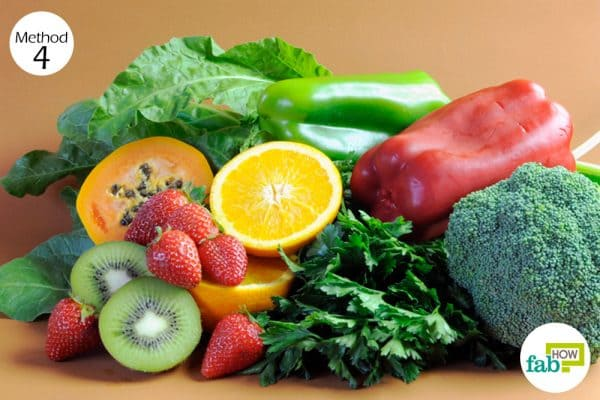 eat vitamin C rich foods