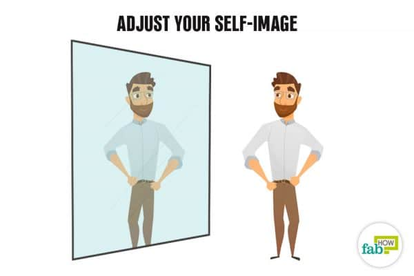 adjust your self image