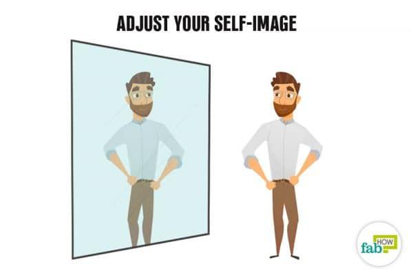 adjust your self image