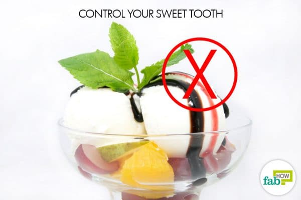 control sweet tooth