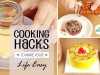 cooking hacks to make your life easy