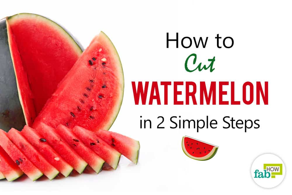 feat how to cut a watermelon